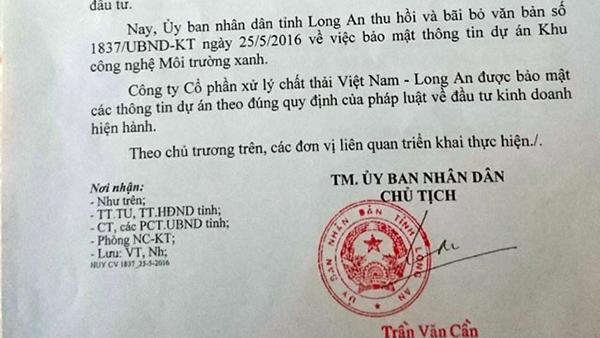 """Bỏ """"bảo mật"""" dự án 450 triệu USD của ông chủ Đa Phước"""