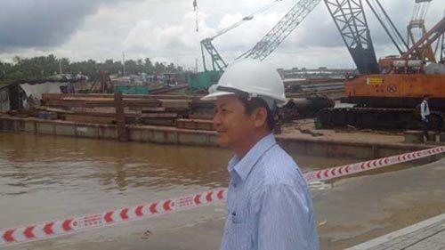 Phó Chủ tịch TP Cần Thơ: 'Sạt lở đã qua giai đoạn nguy hiểm'