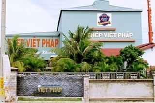 Quảng Nam quyết di dời nhà máy thép lên đầu nguồn nước