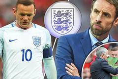 Đá quá tệ, Rooney bị hất bay khỏi tuyển Anh