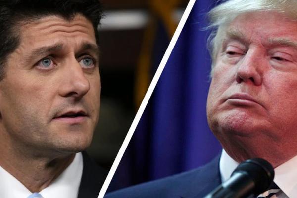 Chiến dịch tranh cử của Trump trên bờ vực thẳm