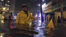 Miền Bắc mưa từ đêm mai, Sài Gòn nguy cơ ngập nặng