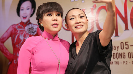Việt Hương 'chơi trội' với liveshow 6 tỷ