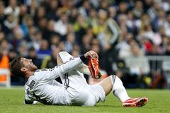 Real đen đủi: Ramos có thể lỡ derby Madrid