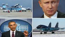 Lý do chiến cơ Mỹ 'nhái hàng' Nga tại Syria