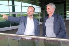 """Chuyện chưa kể về lần """"kết hôn"""" hụt giữa Mourinho và MU"""
