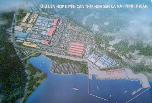 Thủ tướng chưa ý kiến về thép Cà Ná của đại gia Lê Phước Vũ