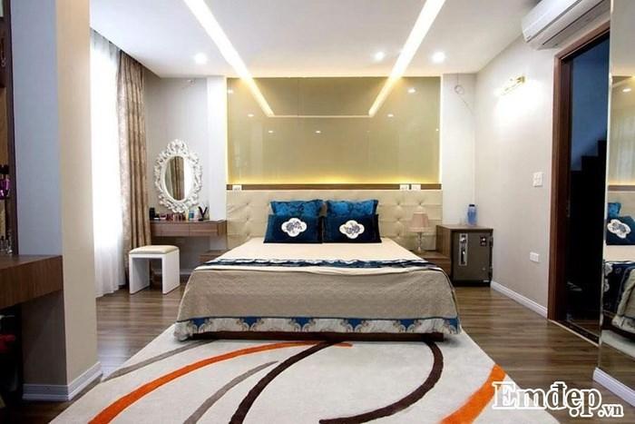 cải tạo nhà, sửa chữa nhà, nhà phố Kim Mã, cải tạo bàn tiếp khách tiên tiến, phong cách