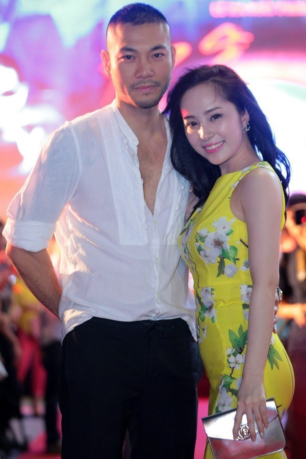 Diễn viên Quỳnh Nga muốn trốn con để dành riêng cho chồng