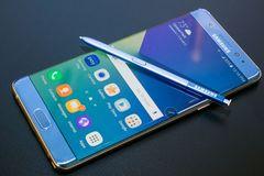Samsung quyết định thu hồi toàn bộ Galaxy Note 7 tại Việt Nam