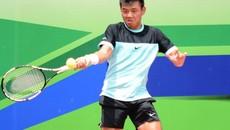 Lý Hoàng Nam có chiến thắng lịch sử cho quần vợt Việt Nam