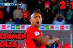 Arturo Vidal lập cú đúp giải cứu Chile