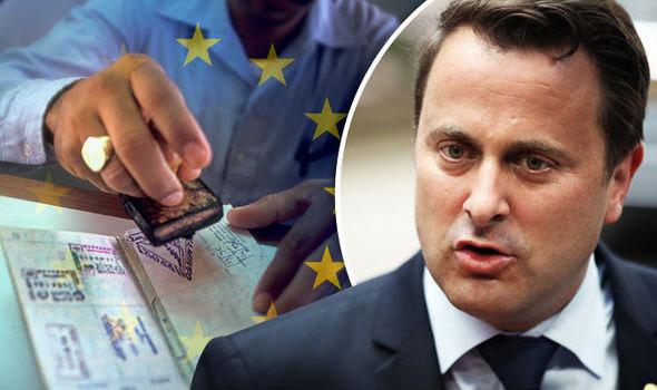 Các nước EU đang trả đũa Anh