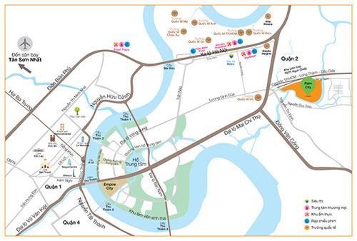 Palm City - Điểm sáng đầu tư tại Quận 2