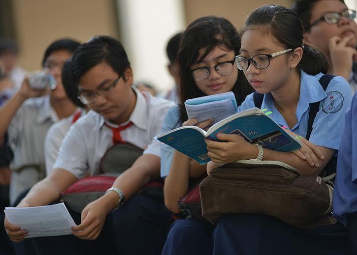Cấm dạy thêm học thêm, dạy thêm, học thêm, TP. HCM, giáo dục