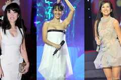 Những lần 'mặc nhầm' trang phục 'khó đỡ' của Hồng Nhung