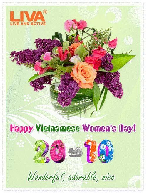 Thiệp chúc mừng bằng hình ảnh ngày 20-10 chị em rất thích 20161013100743-a8