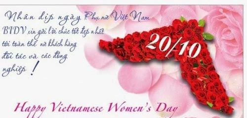 Thiệp chúc mừng bằng hình ảnh ngày 20-10 chị em rất thích 20161013100743-a9