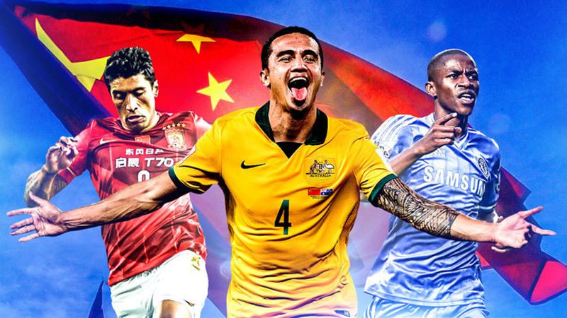 Trung Quốc, bóng đá Trung Quốc, World Cup 2018, China Super League