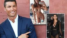 """Ronaldo được giới thiệu cặp kè """"bản sao"""" Irina Shayk"""