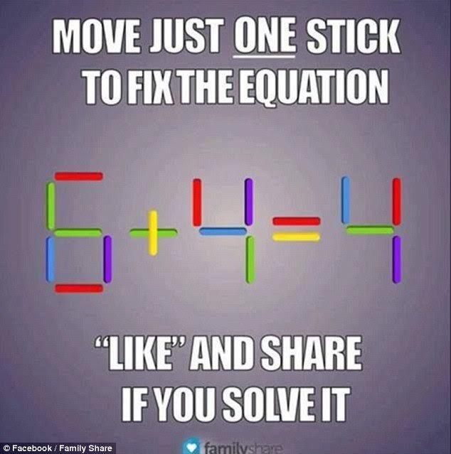 bài toán, facebook. chia sẻ