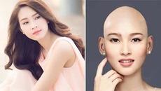"""Thích thú ngắm sao Việt đầy cá tính khi xuống tóc... """"đầu trọc"""""""