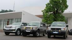 55 ôtô chờ thanh lý, Bộ Công thương muốn mua thêm 19 xe