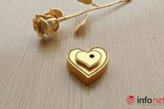 Đại gia Quảng Ninh tặng vợ bông hồng nửa tỷ dịp 20/10
