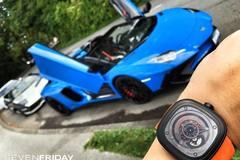 Cặp đôi siêu xe - đồng hồ: Chuẩn mực của đàn ông thành đạt hiện đại