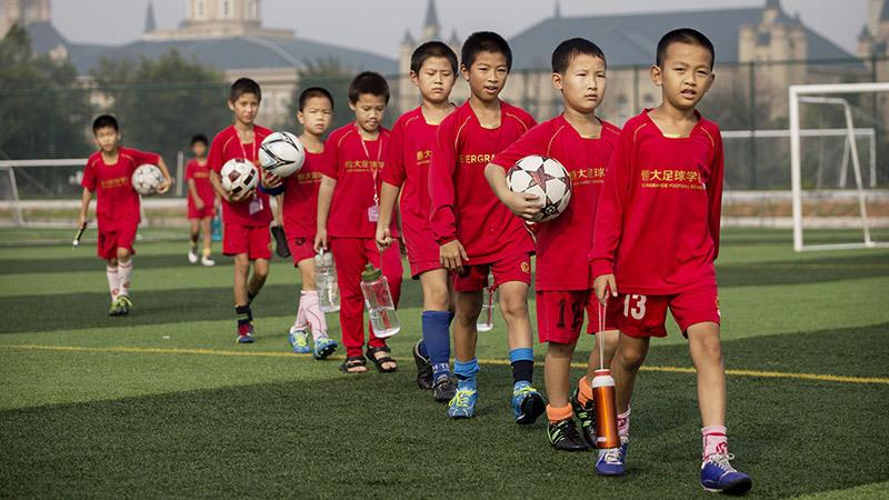 Bóng đá Trung Quốc, World Cup 2018, tỷ phú Trung Quốc