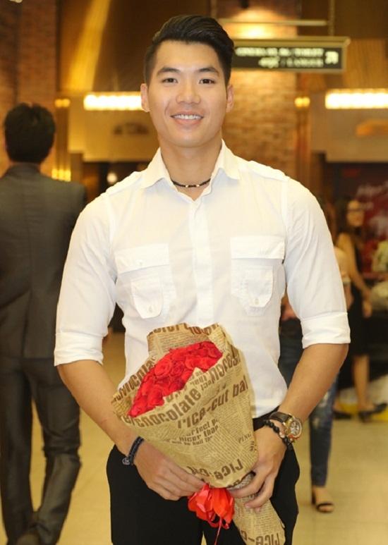 Tài tử TVB Mã Đức Chung đến Việt Nam vì Khánh My