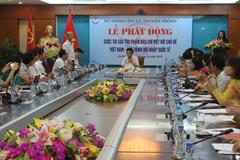 Thi viết 'Việt Nam - Quá trình hội nhập quốc tế'