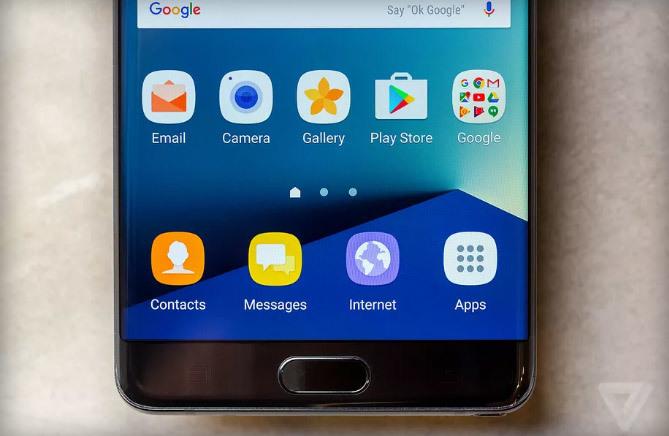 [VietnamNet.vn] Samsung tuyên bố mất hơn 3 tỉ USD vì khai tử Note 7