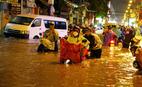 9 tuyến đường Sài Gòn có thể ngập nặng do triều cường