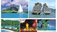 Du lịch Việt Nam đạt 10% GDP: Trong tầm với