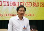 Bộ Nội vụ kiểm điểm nghiêm túc vụ Trịnh Xuân Thanh