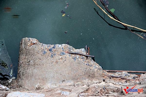 Điểm mặt loạt cống xả thải làm chao đảo Hồ Tây