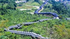 Trung Quốc mở cửa thang máy ngắm cảnh dài nhất thế giới