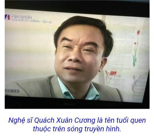Nghệ sĩ Quách Xuân Cương qua đời vì căn bệnh ung thư