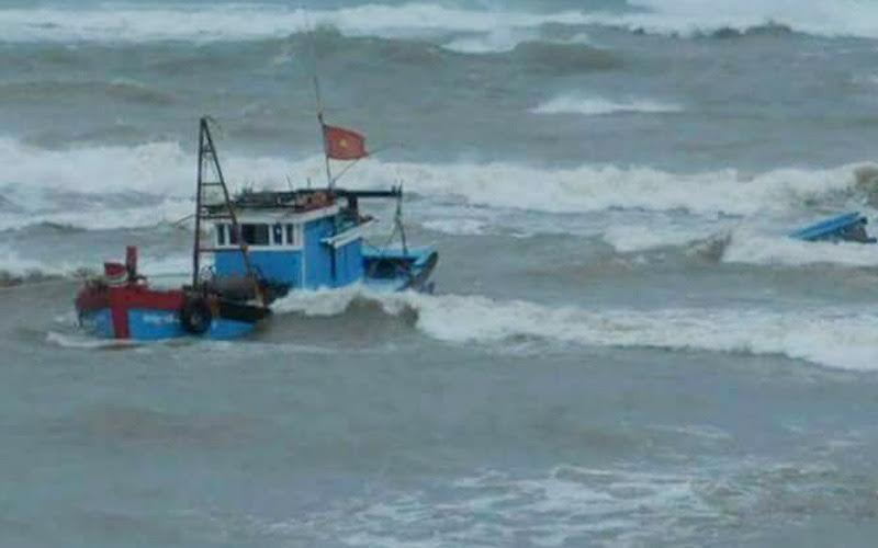 Mưa lũ lịch sử, 17 người chết và mất tích ở Quảng Bình