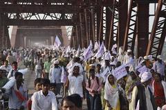 Giẫm đạp kinh hoàng ở Ấn Độ, ít nhất 19 người chết