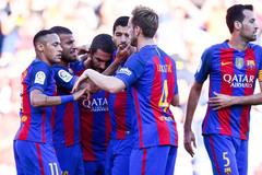Vũ điệu Nam Mỹ rực lửa, Barca thắng hủy diệt