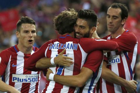 Atletico 7-1 Granada