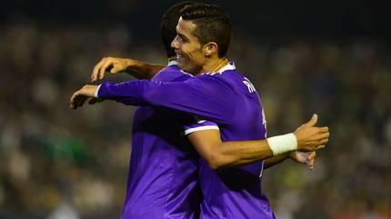Video bàn thắng Betis 1-6 Real Madrid