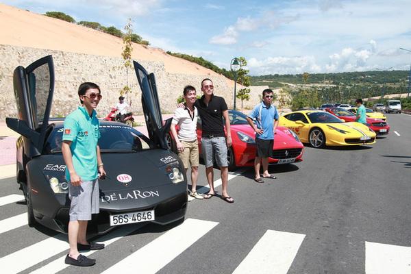 """Cường """"Đô-la"""" khởi động lại hành trình siêu xe Car & Passion?"""
