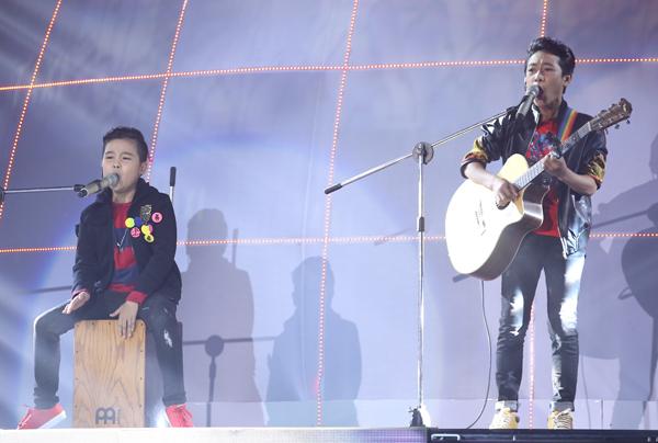 Đã tìm thấy 3 gương mặt xuất sắc nhất Giọng hát Việt nhí