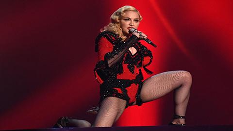 Nữ hoàng nhạc Pop là Người phụ nữ của năm 2016