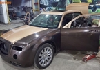 Những mẫu siêu xe tự chế của thợ cơ khí Việt