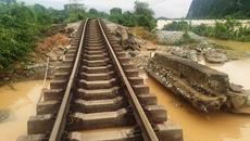 Thông đường sắt Bắc - Nam qua Quảng Bình