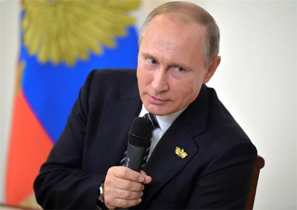 Putin tuyên bố cứng rắn về bầu cử Mỹ